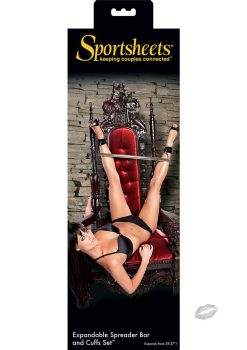 Spreader Bar and Cuffs