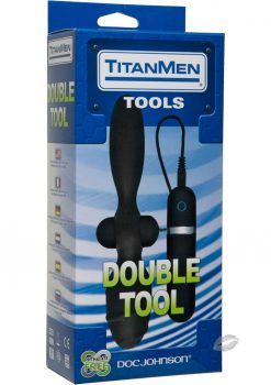 Titanman Double Tool Black