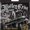 Motley Crue Classic Skull Bullet Gold