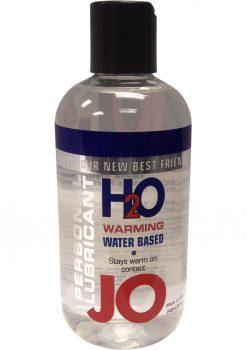 JO H2O Water Based Lubricant Warming 8oz