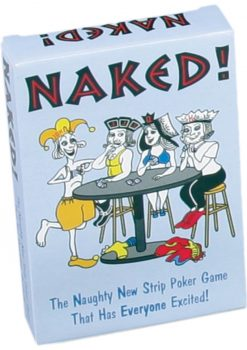 Naked The Card Game
