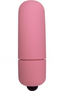 Adam And Eve Mini Love Bullet Waterproof Pink