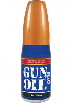 Gun Oil H2O 4 Ounce