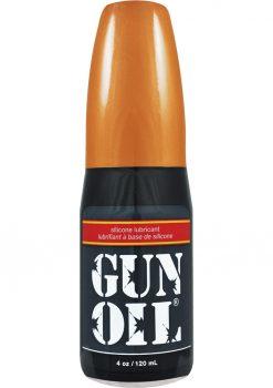 Gun Oil 4 Ounce