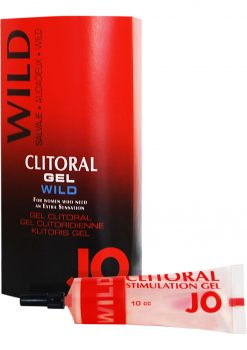 JO Spicy Clitoral Stimulant Gel Warming .34oz