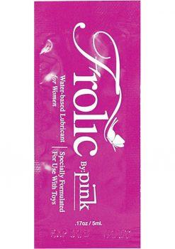 Frolic Foil Packs .17 Ounce 50 Per Bag
