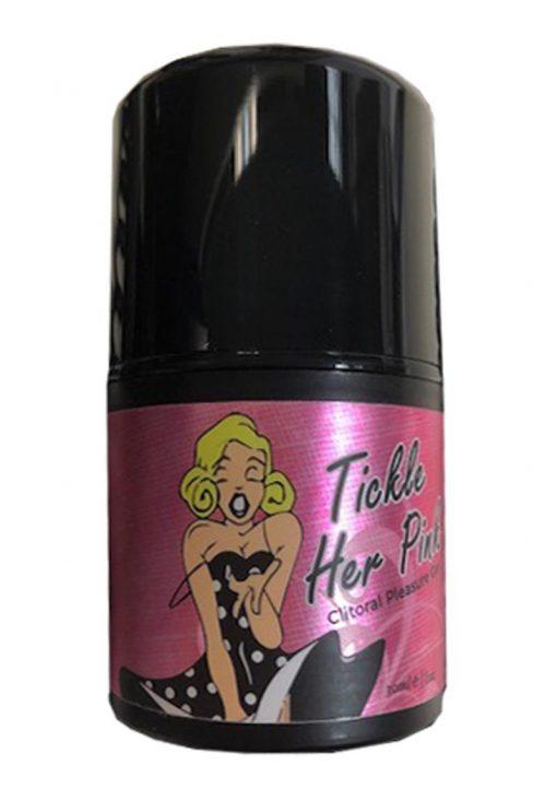 Tickle Her Pink Clitoral Gel 1oz