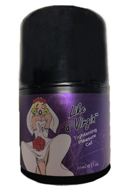 Tickle Her Like A Virgin Tightening Pleasure Gel 1oz