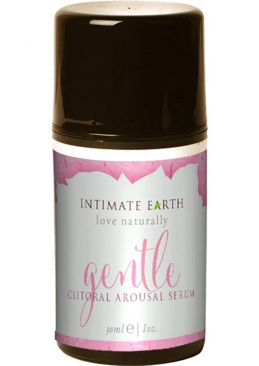 Intimate Earth Gentle Clitoral Stimulating Serum 1oz