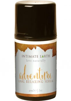 Intimate Earth Adventure Anal Relaxing Serum 1oz