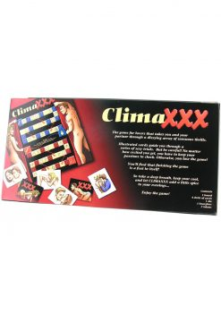 Climaxxx The Erotic Game For Lovers Board Game