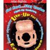 The Macho Nite Lights Clit Tingling Vibes 7 Function Flesh