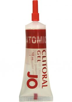 Jo Clitoral Gel Atomic Silicone .34 Ounce