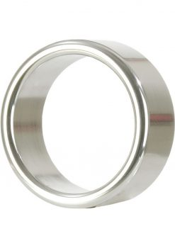 Alloy Metallic Ring Large 1.75 Inch Diameter