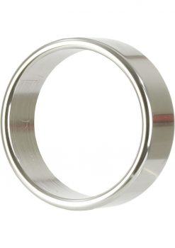 Alloy Metallic Ring Extra Large 2 Inch Diam+C1841eter