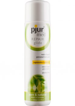 Pjur Med Repair Glide Water Based Lubricant 3.4 Ounce