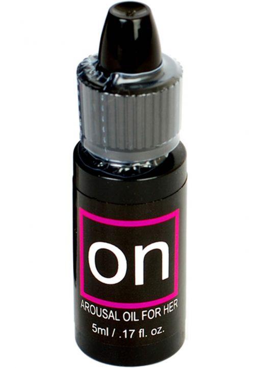 Sensuva On Natural Arousal Oil For Her .17oz