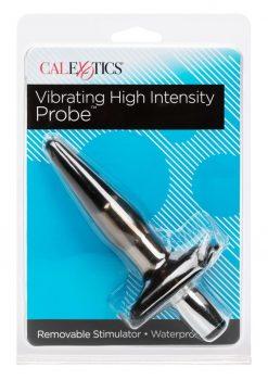 HIGH INTENSITY VIBRO TEASE 3.75 INCH SMOKE