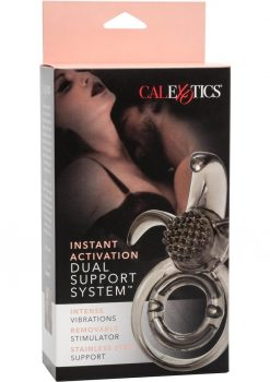Support Plus Vibrating Instant Activation Dual Support