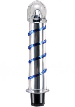 Icicles No 20  Glass Vibrator 7.5 Inch  Clear
