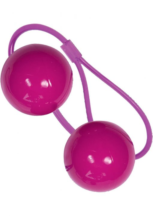 Wisper Collection Nen Wa Balls Waterproof Purple
