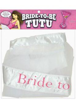Bride To Be Tutu