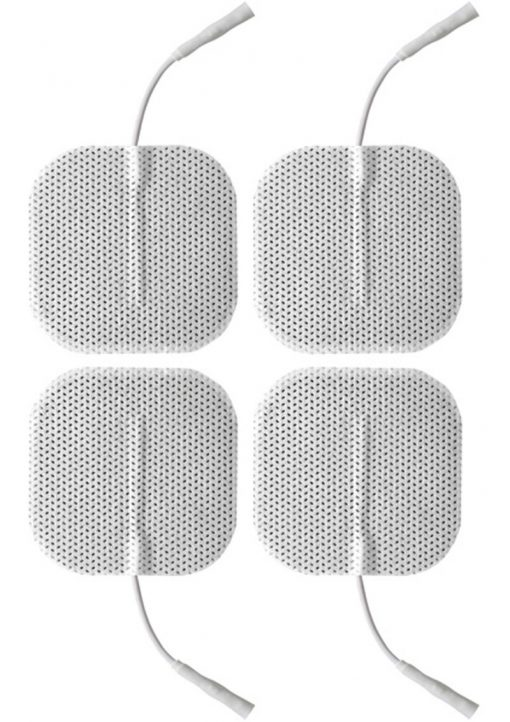 ElectraStim Consumables Electrapads Square 4 Pads Per Pack