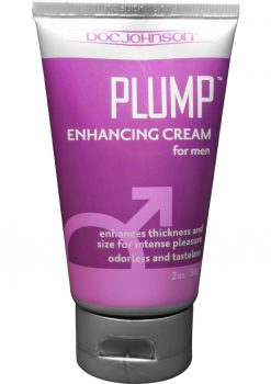 Plump Enhancement Cream For Men 2 Ounce Bulk