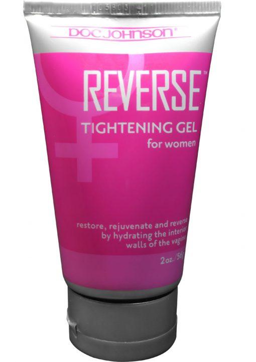 Reverse Tightening Gel For Women 2 Ounce Bulk