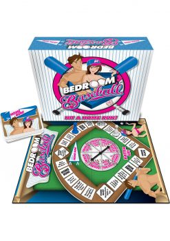 Bedroom Baseball Board Game