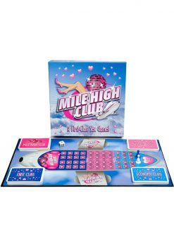 Mile High Club Board Game