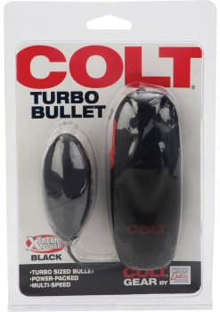 Colt Turbo Bullet 3 Inch Black