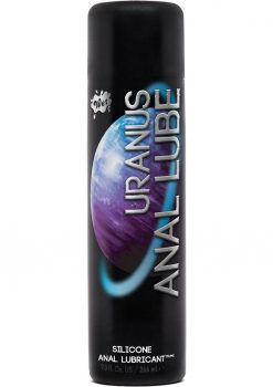Uranus Anal Lube Silicone 9 Ounce