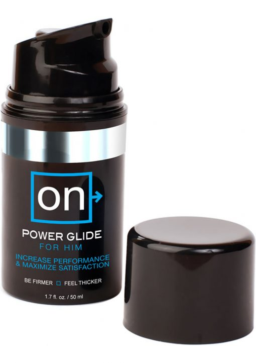 Sensuva On Power Glide For Him 1.7oz