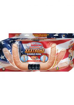 All American Whopper Xtreme Vibe Bend Double Dong