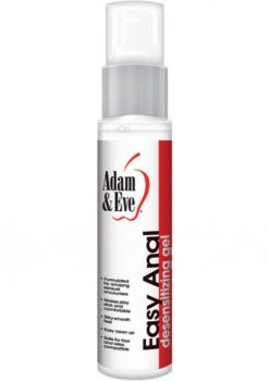 Adam and Eve Easy Anal Desenitizing Gel 1 Ounce