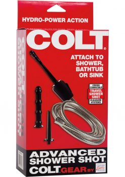 Colt Advanced Shower Shot Enema Kit