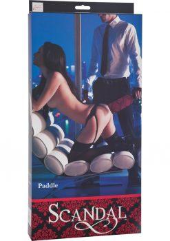 Scandal Paddle Red/Black