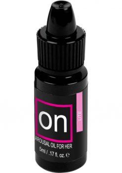 Sensuva On Lite Arousal Oil For Her Bottle .17oz