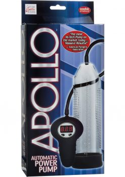 Apollo Automatic Power Pump Wired Remote Control Clear 10 Inch