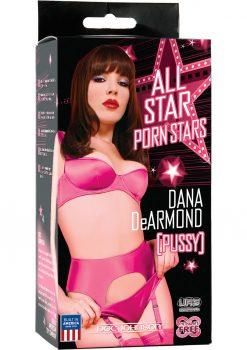 All Star Porn Stars Dana DeArmond UR3 Pocket Pussy Flesh