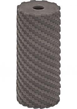 Apollo Reversible Premium Masturbator Twist Stroker Grey