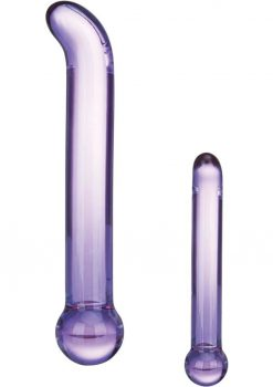 Glas Purple G-Spot Tickler