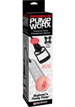 Pump Worx Beginners Pussy Pump Advanced Penis Enlargement System