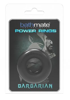 Bathmate Barbarian Power Ring Cockring Black