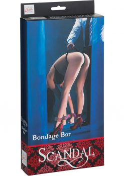 Scandal Bondage Bar Restraints