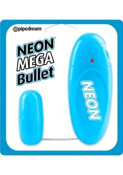 Neon Mega Bullet With Controller Blue