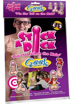 Stick A Dick Game Geek Edition