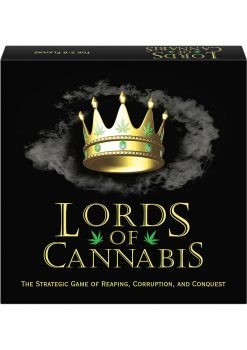 Lords Of Cannabis Board Game