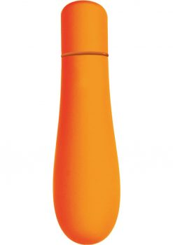 Rain Breeze 7 Function Bullet Waterproof Orange 3 Inch